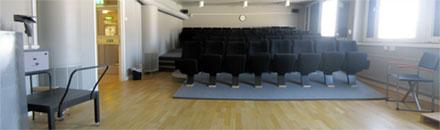 Panorama över biografen