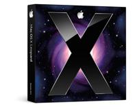 Mac OS X 10.5-kartongen