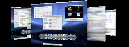 Mac OS X server 10.5