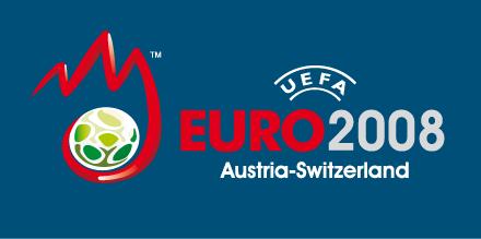 UEFA euro 2008 logotyp